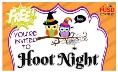 Hoot Night!