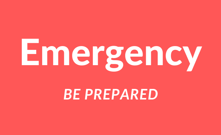 Emergency Preparedness for those with Special Needs