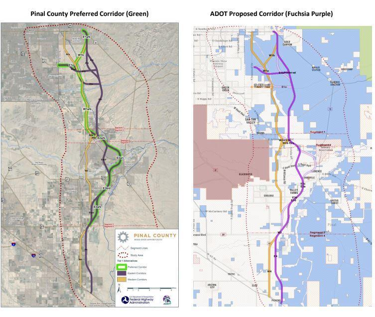 Comment Requested for Future North-South Corridor