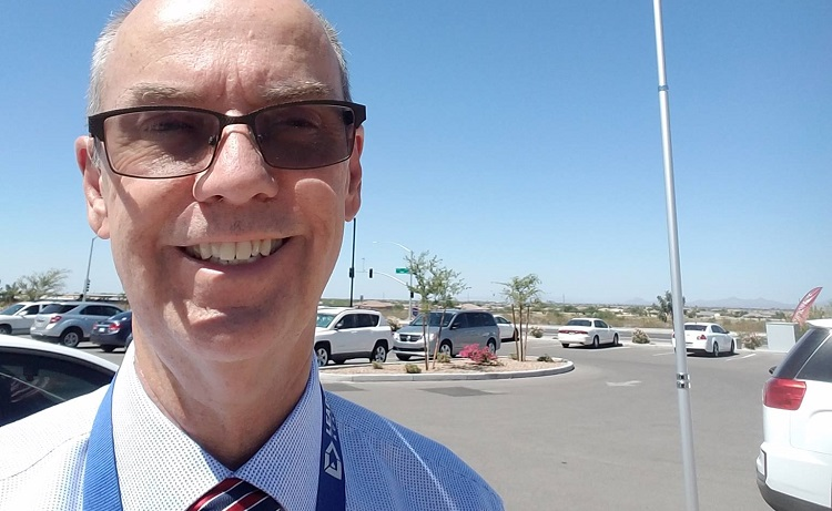 San Tan Valley Leading Edge Academy Says Goodbye to Principal Butcher