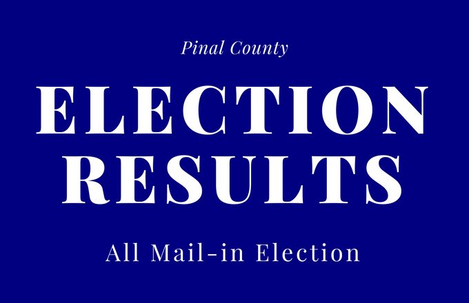 Pinal County Election Results
